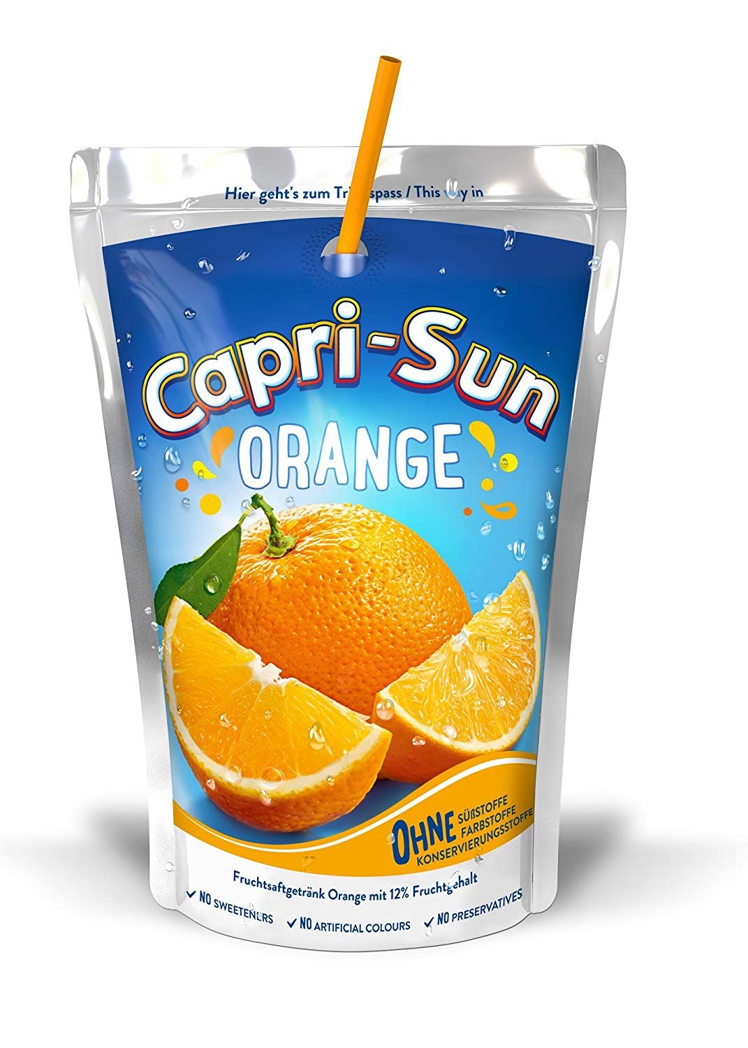 Caprisonne Orange Image